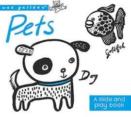 Pets : A Slide & Play Book - фото книги