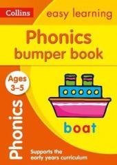 Phonics Bumper Book. Ages 3-5 - фото обкладинки книги