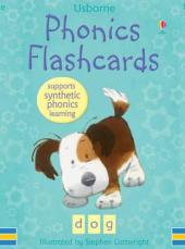 Phonics Flashcards - фото обкладинки книги