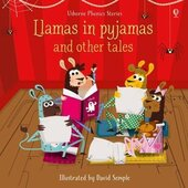 Phonics Readers: Llamas in pyjamas and other tales - фото обкладинки книги