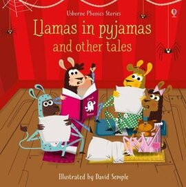 Phonics Readers: Llamas in pyjamas and other tales - фото книги
