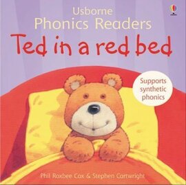 Phonics Readers: Ted in a Red Bed - фото книги