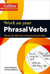 Phrasal Verbs: Master the 400 Most Common Phrasal Verbs - фото обкладинки книги