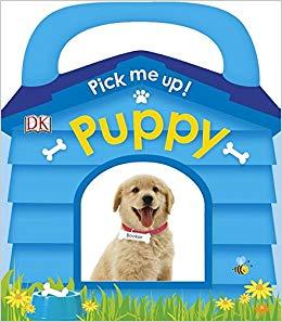 Pick Me Up! Puppy - фото книги