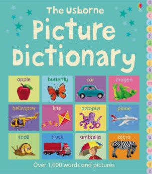 Книга Picture Dictionary