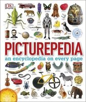 Picturepedia : An Encyclopedia on Every Page - фото обкладинки книги