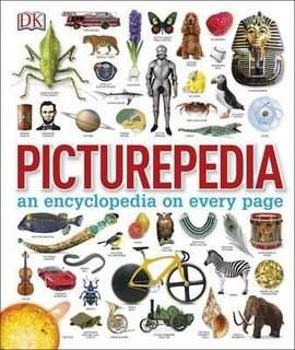 Picturepedia : An Encyclopedia on Every Page - фото книги