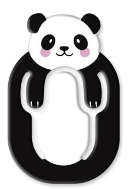 Підставка Flexistand Pal Panda - фото книги