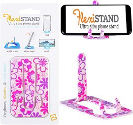 Підставка Flexistand Pink Flower - фото книги