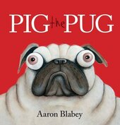 Pig the Pug - фото обкладинки книги