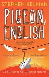Pigeon English - фото обкладинки книги