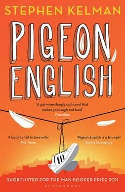 Pigeon English - фото книги