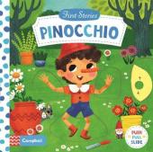 Pinocchio - фото обкладинки книги