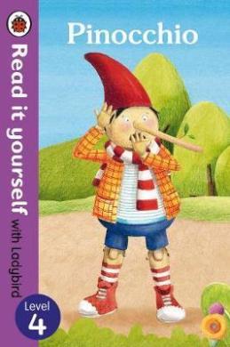 Pinocchio - Read it yourself with Ladybird: Level 4 - фото книги