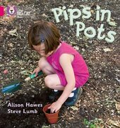 Pips in Pots - фото обкладинки книги