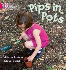 Pips in Pots - фото книги