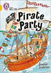 Pirate Party - фото обкладинки книги