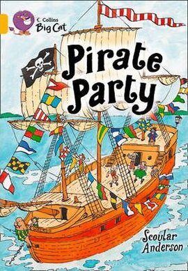 Pirate Party. Workbook - фото книги