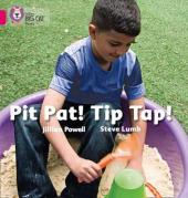 Pit Pat! Tip Tap! - фото обкладинки книги