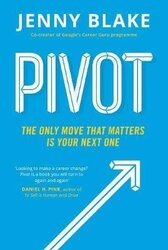 Pivot. The Only Move That Matters Is Your Next One - фото обкладинки книги