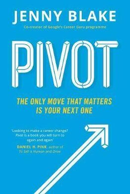 Pivot. The Only Move That Matters Is Your Next One - фото книги