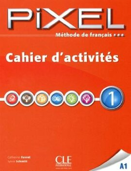 Pixel 1. Cahier d'exercices - фото книги