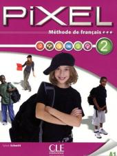 Pixel 2. Livre de L'eleve + DVD-Rom - фото обкладинки книги