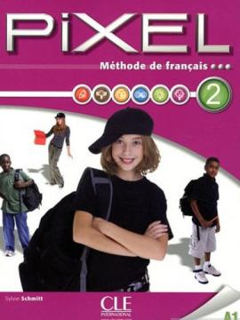 Pixel 2. Livre de L'eleve + DVD-Rom - фото книги