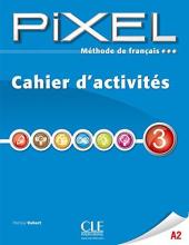 Pixel 3. Cahier d'exercices - фото обкладинки книги