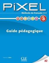 Pixel 3. Guide pedagogique - фото обкладинки книги