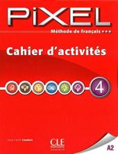 Pixel 4. Cahier d'exercices - фото обкладинки книги