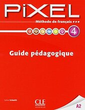 Pixel 4. Guide pedagogique - фото обкладинки книги