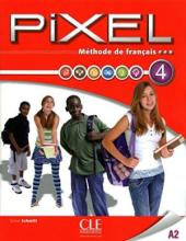 Pixel 4. Livre de L'eleve + DVD-Rom - фото обкладинки книги