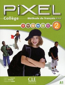 Pixel College 2. Eleve + Cahier D'exercices + DVD-Rom - фото книги