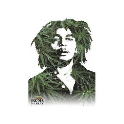 "Плакат ""Bob Marley  (LP1175)"""