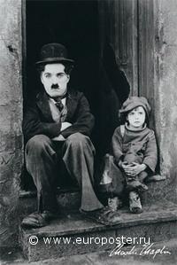 "Плакат ""Charlie Chaplin (PP30492)"""