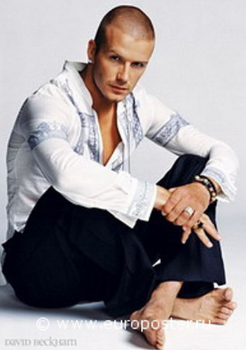 "Плакат ""David Beckham (FP1434)"""