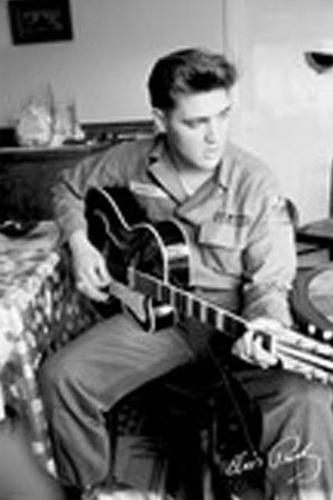 "Плакат ""Elvis Presley (LP1088)"""