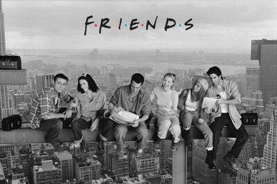 "Плакат ""Friends (PP30742)"""