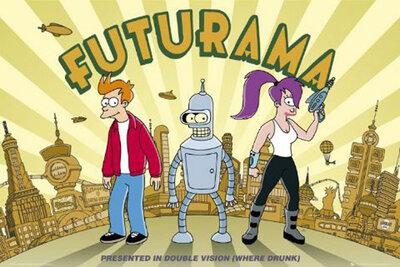 "Плакат ""Futurama (FP1660)"""