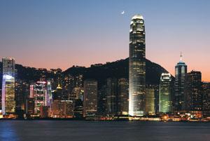 "Плакат ""Hong Kong (EU0039)"""