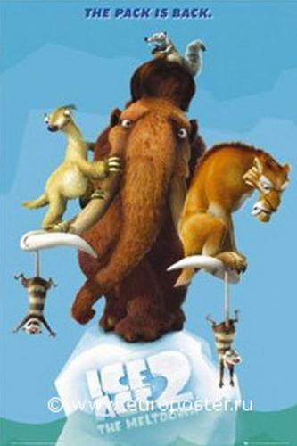 """Плакат """"Ice Age 2 (FP1609)"""""""