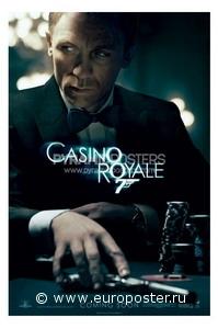 "Плакат ""James Bond Casino Royale (PP30824)"""