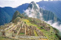 "Книга Плакат ""Machu Picchu (PH0209)"""