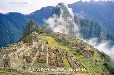 """Плакат """"Machu Picchu (PH0209)"""""""