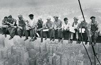 "Книга Плакат ""Men on girder (FP0432)"""