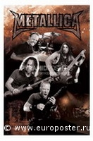 "Плакат ""Metallica (PP30482)"""