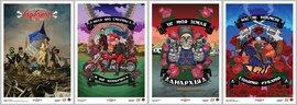 """Плакат """"Набір - 4 плакати"""" (в тубусі) Андрій  Єрмоленко - фото книги"""