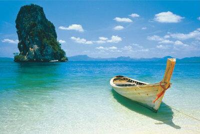 """Плакат """"Phuket. Thailand (PH0263)"""""""
