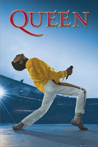 "Плакат ""Queen (LP1157)"""